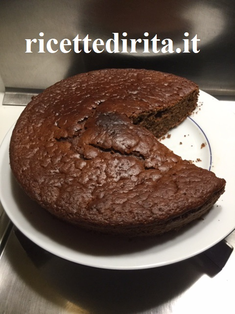 Torta cioccolato e marmellata
