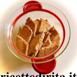 Biscotti integrali e miele