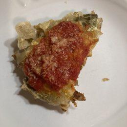 Pizzette di lattuga