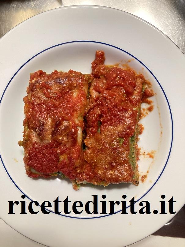 Fagotto Spinaci e Ortica