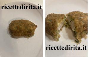 Crocchette Zucchine e Merluzzo