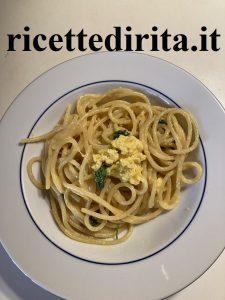 Spaghetti al prezzemolo