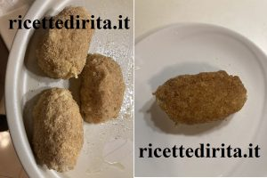 Filetti in crosta di patate