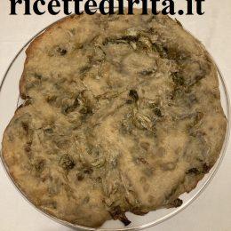 Pizza Lattuga e Cipolla