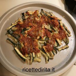 Stick di Zucchine